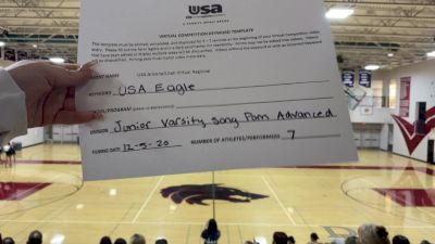Desert Mountain High School [Jv Song/Pom Advanced] 2020 USA Arizona & Utah Virtual Regional