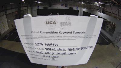 World Class All Star Dance [Mini - Prep - Pom] 2020 UDA North Virtual Dance Challenge