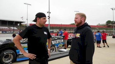 Kyle Strickler Hopes To Repeat Stream Success