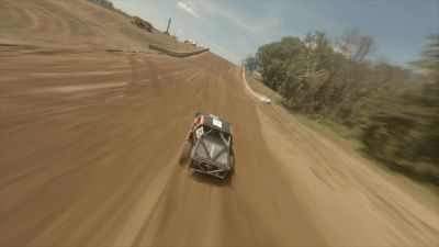Aerial Ride Along | Andrew Carlson Practice Lap