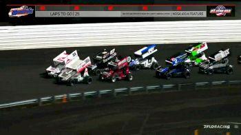 Highlights: NOSA 410 Sprints at Jackson Motorplex