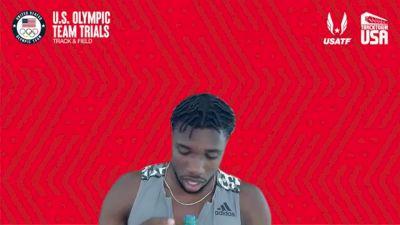 Noah Lyles - Men's 100m First Round