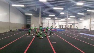 Cougars Competitive Cheer - Jags [Junior 2] 2021Varsity Recreational Virtual Challenge III