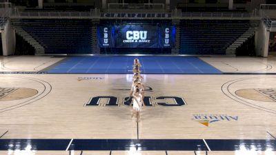California Baptist University [Jazz Division I Virtual Finals] 2021 NCA & NDA Collegiate Cheer & Dance Championship