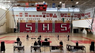 Salem High School Indoor Percussion - See the Light