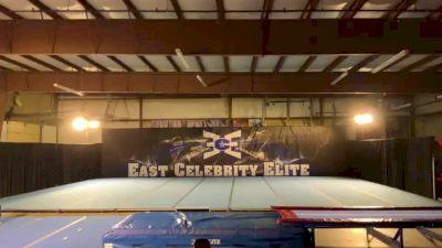 East Celebrity Elite - Showgirls [L4 Senior - Medium] 2021 Athletic Championships: Virtual DI & DII
