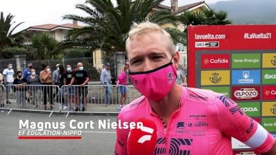 Magnus Cort Nielsen: The Danish Team Will Be Ready to Take On Road Worlds