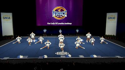 Our Lady Of Lourdes Academy [2021 Junior Varsity Non Tumbling Finals] 2021 UCA National High School Cheerleading Championship