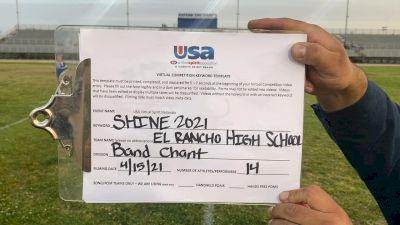 El Rancho High School [High School - Band Chant - Cheer] 2021 USA Spirit & Dance Virtual National Championships