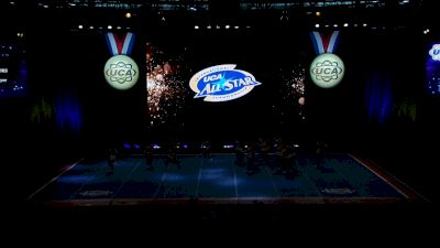 Rock Solid All Stars - SAVIORS [2021 L4 International Open Day 2] 2021 UCA International All Star Championship