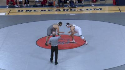 285- Michael Wolfgram (West Virginia) vs Randy Gonzalez (Fresno State)