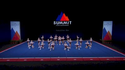 Fusion All Stars - Blaze [2021 L3 Senior Coed - Medium Finals] 2021 The Summit