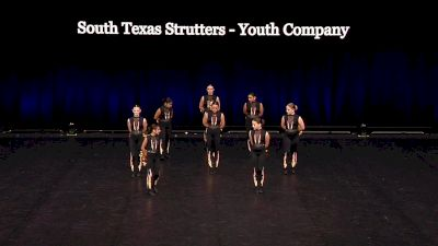 South Texas Strutters - Youth Company [2021 Youth Pom - Small Semis] 2021 The Dance Summit