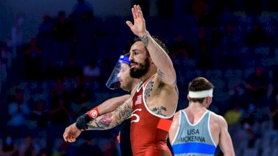Jordan Oliver: USA's Last Chance For Olympic Glory At 65kg