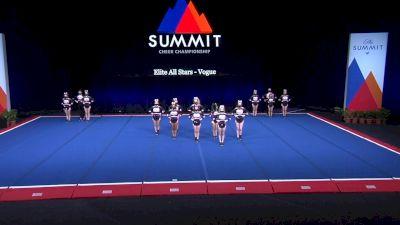 Elite All Stars - Vogue [2021 L4 Senior Coed - Small Semis] 2021 The Summit