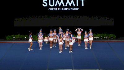 Cheer Florida All Stars - Medusa [2021 L3 Senior - Small Semis] 2021 The Summit