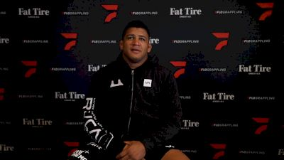 Gilbert Burns Interview Post-Lovato WNO Match
