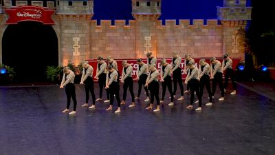 Utah Valley University [2021 Division I Jazz Semis] 2021 UCA & UDA College Cheerleading & Dance Team National Championship