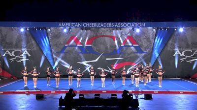 Excite Gym and Cheer - Fierce [2021 L3 Senior Day 1] 2021 ACA All Star DI Nationals