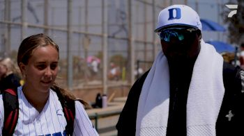 Lady Dukes Coach James Lamar Interview At 2021 PGF