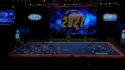 The California All Stars - Ontario - Blue Crew [2021 L6 Senior XSmall Coed Finals] 2021 The Cheerleading Worlds