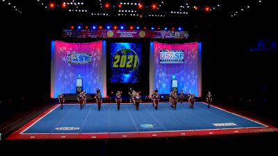 Top Gun All Stars - Miami - Double O [2021 L6 International Open Large Coed Finals] 2021 The Cheerleading Worlds