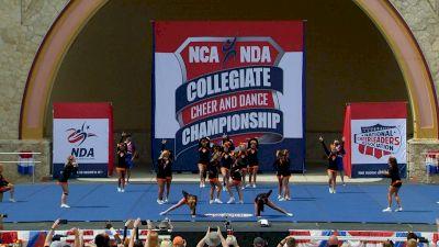 Oklahoma State University [2021 Advanced All-Girl Division IA Finals] 2021 NCA & NDA Collegiate Cheer & Dance Championship