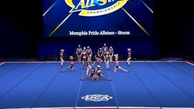 Memphis Pride Allstars - Storm [2021 L1 Youth - Small Day 2] 2021 UCA International All Star Championship