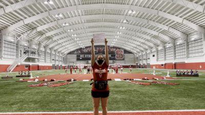 North Carolina State University [Virtual Game Day Finals] 2021 NCA & NDA Collegiate Cheer & Dance Championship