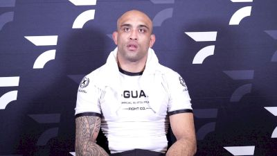 Yuri Simoes Still Wants To Wrestle Nicky Rod