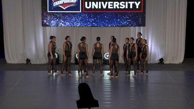 Sacred Heart University [2021 Jazz Division I Prelims] 2021 NCA & NDA Collegiate Cheer & Dance Championship