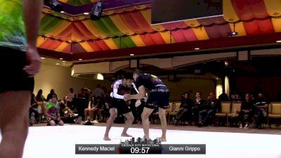 Kennedy Maciel vs Gianni Grippo Emerald City Invitational Event #2