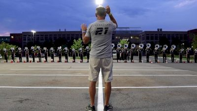 In The Lot: Boston Crusaders Brass