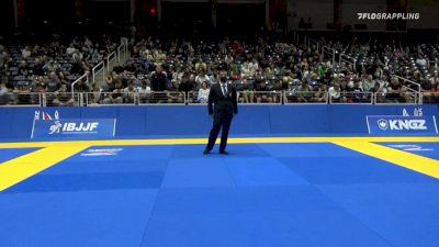LEVI JONES-LEARY vs HUGO DOERZAPFF MARQUES 2021 World IBJJF Jiu-Jitsu No-Gi Championship