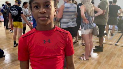 Morgan Thompson Has Her Eyes Set On A Junior World Team