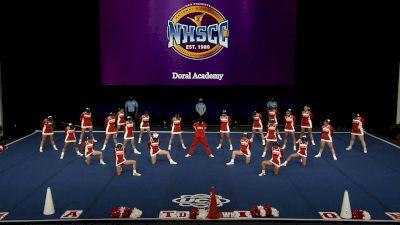 Doral Academy [2021 Large Coed Non Tumbling Semis] 2021 UCA National High School Cheerleading Championship
