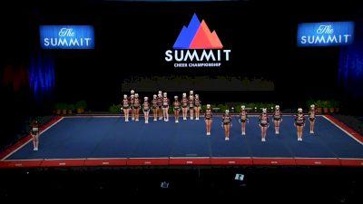 Star Athletics - Senior White [2021 L3 Senior - Small Semis] 2021 The Summit