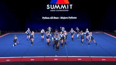Python All Stars - Mojave Pythons [2021 L4 Senior - Small Semis] 2021 The Summit