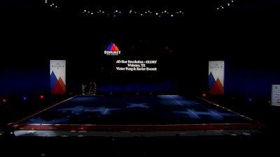 All-Star Revolution - Glory [2021 L2 Senior - Small Semis] 2021 The Summit