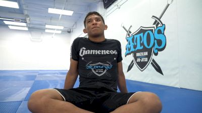 Lucas Pinheiro Eager To Test Himself Against Legendary Mikey Musumeci