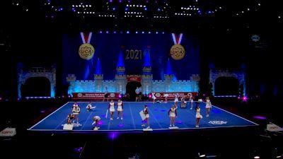 Franklin High School [2021 Small Varsity Division I Finals] 2021 UCA National High School Cheerleading Championship