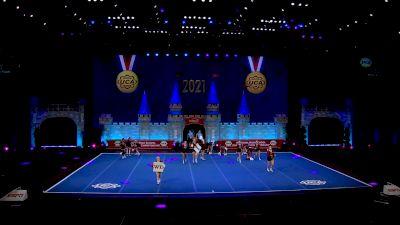 Tate High School [2021 Small Varsity Division I Finals] 2021 UCA National High School Cheerleading Championship