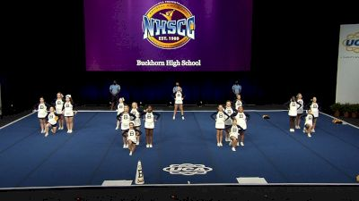 Buckhorn High School [2021 Large Junior Varsity Finals] 2021 UCA National High School Cheerleading Championship