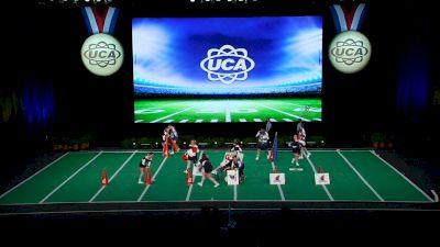 ParaCheer Spirit [2021 ParaCheer Game Day Finals] 2021 UCA National High School Cheerleading Championship