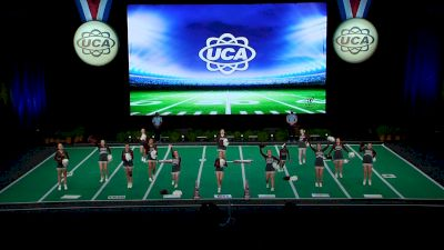 Dickson Middle School [2021 Small Junior High Game Day Finals] 2021 UCA National High School Cheerleading Championship