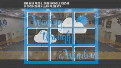 Fred S. Engle MS_Waving Through A Window