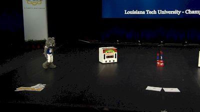 Louisiana Tech University - Champ [2021 Mascot Finals] 2021 UCA & UDA College Cheerleading & Dance Team National Championship