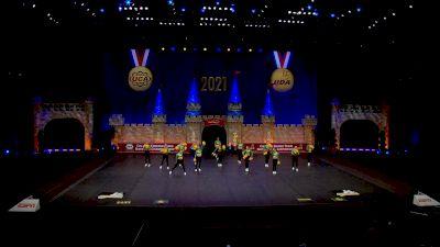 North Dakota State University [2021 Dance Division I Game Day Semis] 2021 UCA & UDA College Cheerleading & Dance Team National Championship