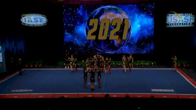 Cheer Extreme - Maryland - Shade [2021 L6 Senior Open Large Coed Finals] 2021 The Cheerleading Worlds
