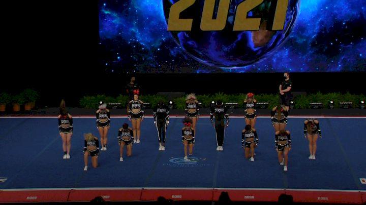 GymTyme Illinois - GymTyme Illinois Fever [2021 L6 Senior XSmall Coed Finals] 2021 The Cheerleading Worlds